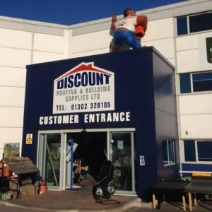 discount entrance
