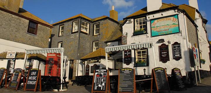 Sloop Inn, St Ives Cornwall